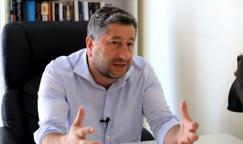 Христо Иванов: Готови сме да преговаряме с ГЕРБ, ако се разграничат от Борисов - 1
