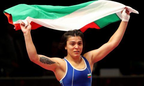 Мими Христова спечели четвърта олимпийска квота за националния отбор по борба