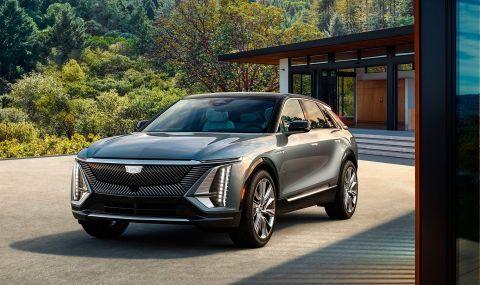 Американска му работа: Първата партида от новия електрически кросоувър  на Cadillac беше разпродадена за 19 минути - 1