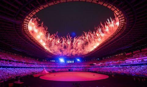 32-те Олимпийски игри са официално открити! (СНИМКИ) - 1