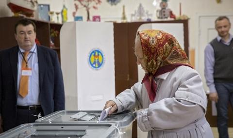 Исторически избори в Молдова - 1