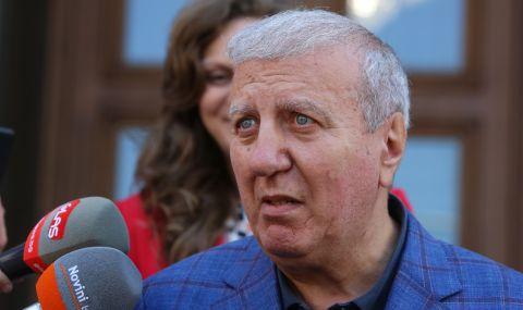 Александър Томов се регистрира за президентските избори  - 1