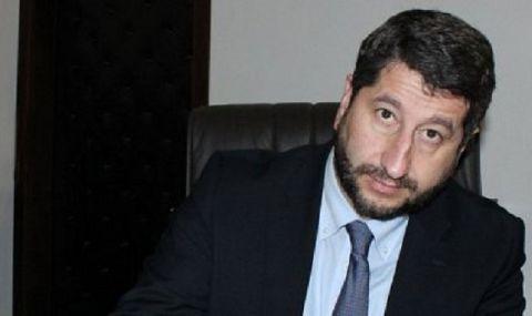 """Христо Иванов: """"Демократична България"""" ще се яви сама на изборите"""