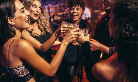 Алкохолът забавя стареенето