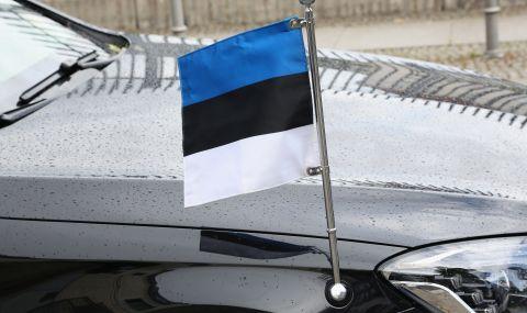 Естония отпраща руски дипломат