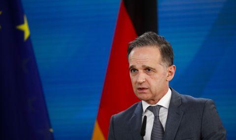Германия ще подкрепя Чехия