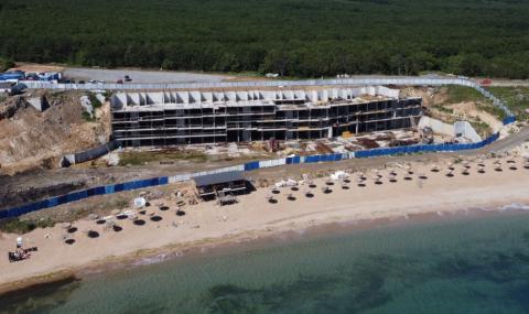 Законопроект отваря широки врати за нови строежи по морето