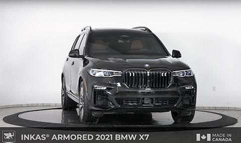 Запознайте се с бронирано BMW X7 (ВИДЕО) - 1