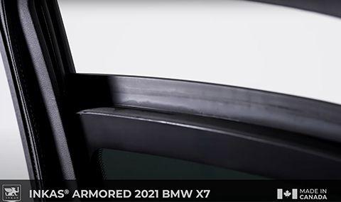 Запознайте се с бронирано BMW X7 (ВИДЕО) - 4