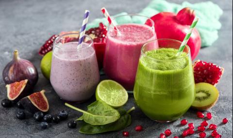 Рецепта на деня: Вкусни смутита за вашата диета