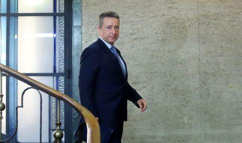 Стоилов се срещна с представители на ВСС и Нотариалната камара    - 1
