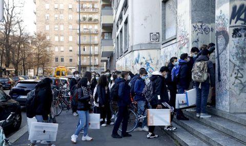 Турция не предвижда скоро присъствено обучение за всички класове