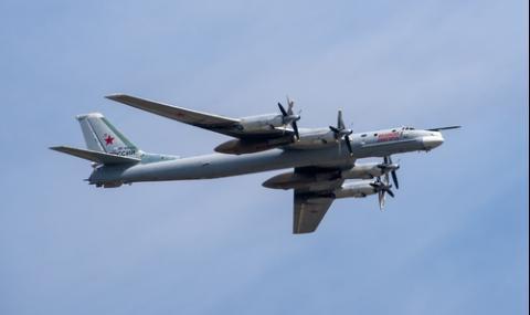 Япония скочи срещу руски бомбардировачи