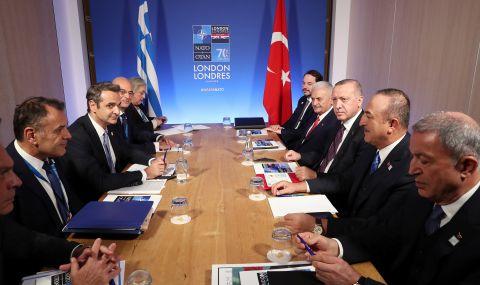 Гърция и Турция тръгват към сдобряване
