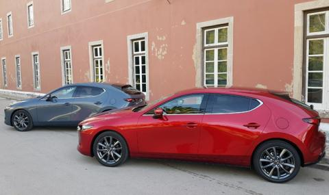 Колко харчи новата Mazda3?