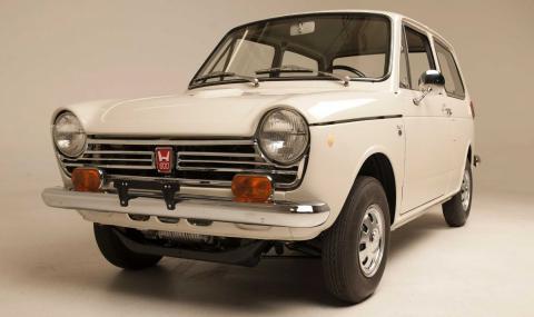 Първата щатска Honda оживя (ВИДЕО)