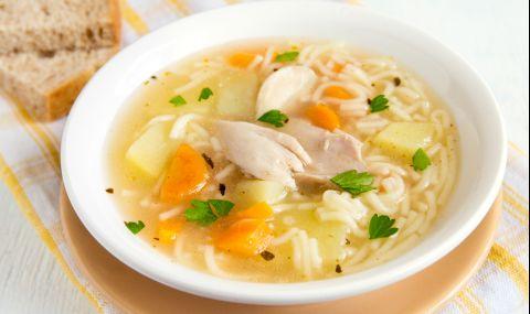 Д-р Мясников: Яденето на супи е...