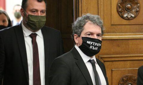 Тошко Йорданов: Целим се точките от референдума да станат закон