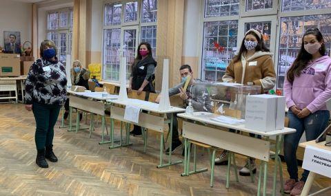 Иван Бакалов: Нямаше как да се реши за мажоритарния вот с едно гласуване