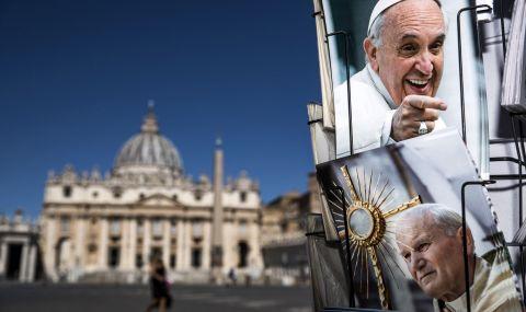 Само ваксинирани до папата