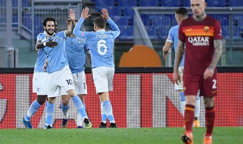 Шок за Лацио! Клубът е заплашен с изваждане от Серия