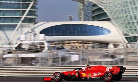 Ето кога Ферари ще представи болида си за новия сезон