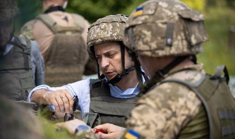 Зеленски иска от САЩ конкретни решения за членството на Украйна в НАТО