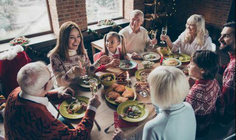 СЗО препоръчва да няма големи семейни тържества по Коледа