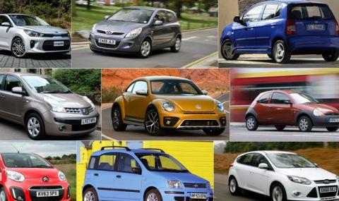 Автомобилът на старо: Топ 10 на най-неудобните автомобили за пътуване
