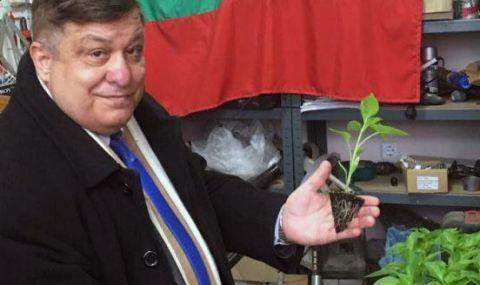 Георги Василев: В земеделското министерство събират пари за кампанията на ГЕРБ