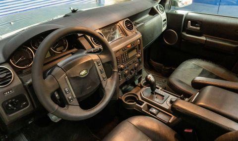 Land Rover Discovery пикап в една единствена бройка - 8