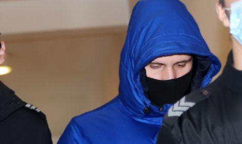 Убиецът на Милен Цветков е с коронавирус, отложиха делото