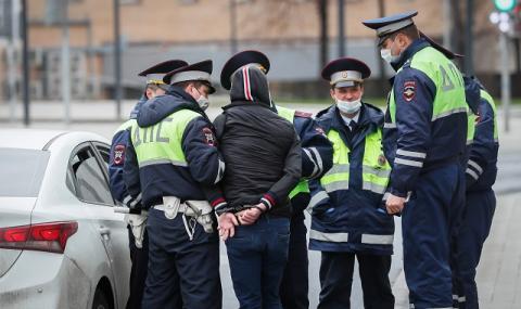 Заложническа драма в центъра на Москва