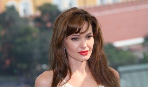 Джоли разказа за сексуален тормоз от Харви Уайнстийн - 1