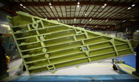 IAI започва да сглобява крилата за българските Ф-16 - 1