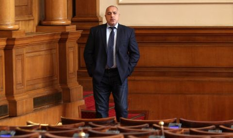 Последно от ЦИК: Бойко Борисов няма да бъде депутат