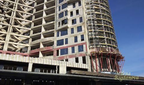 Строителството в този голям български град намалява - 1