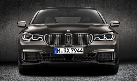 Най-мощното и най-бързо ново BMW 7er