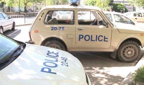 Акция на полицията във Великотърновско