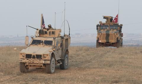 Турция с ултиматум към САЩ: Или зона за сигурност, или влизаме в Сирия