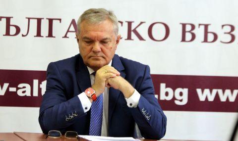Румен Петков за проектокабинета на Трифонов: Неприлична заявка