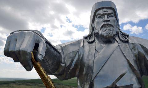 Чумата погубила Чингис хан?