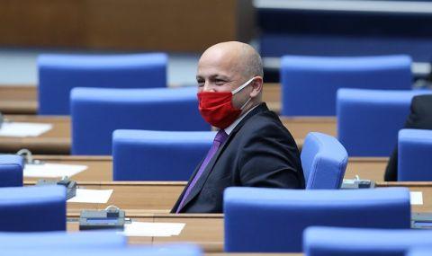 Симов: Кой ще носи отговорност, ако Борисов се завърне при скорошни избори