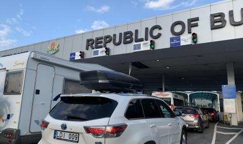 България затваря границите си за чужденци до 17 април