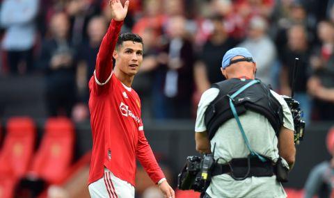 Алекс Фъргюсън помогнал за привличането на Роналдо в Юнайтед - 1