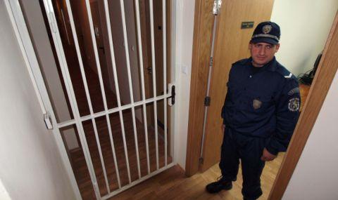 Пет месеца затвор за хулиган от Врачанско, нахвърлил се на полицаи