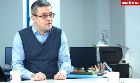 Тома Биков: Няма да правим коалиция с БСП и ДПС, оттам нататък бихме могли да разговаряме