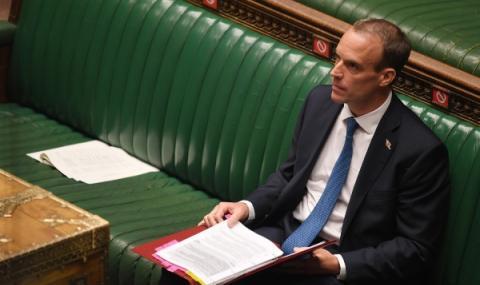 Великобритания: ЕС рискува ирландското споразумение