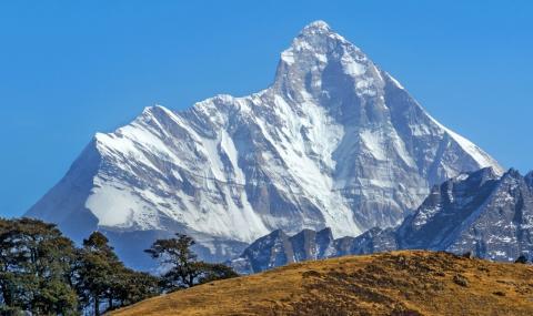 В Хималаи изчезнаха 8 алпинисти