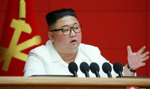 Ким Чен Ун е в кома?